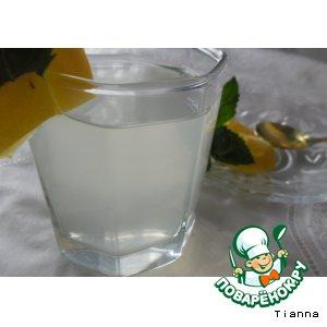 Рецепт Лимонно-мятный напиток