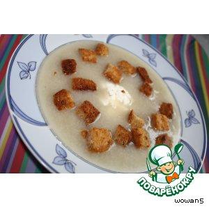 Рецепт: Фруктовый суп Ябчанка