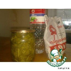 Рецепт: Щавель консервированный