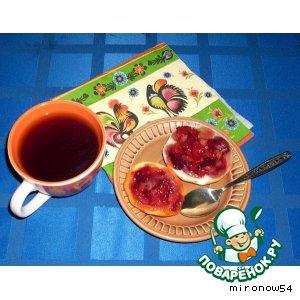 Рецепт: Десерт Кабачковая радость