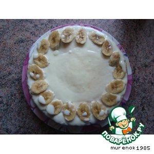 Банановый крем-десерт из тофу – кулинарный рецепт