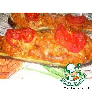 Рецепт: Башмачки-Пабуджаки