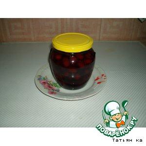 Рецепт: Кизиловый джем
