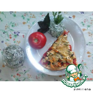 "Рецепт: ""Пицца"""