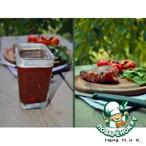 Рецепт: Соус-маринад для гриля