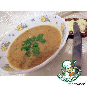 Рецепт: Хлебный суп
