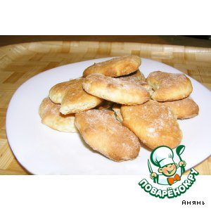 "Рецепт: Печенье ""сухэ"""