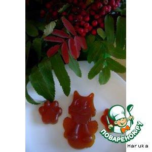 Рецепт: Ириска-тянучка со вкусом медовой карамели