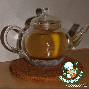 Рецепт: Пряный напиток для холодных вечеров