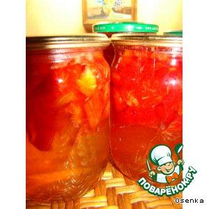 Рецепт: Варенье из мякоти арбуза