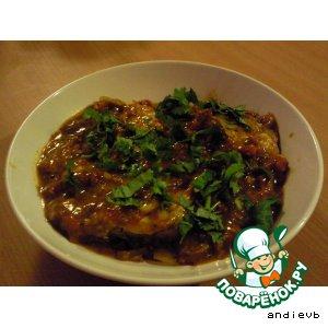 Рецепт Рыба по-бенгальски