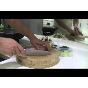 Рецепт: Свинина с баклажанами