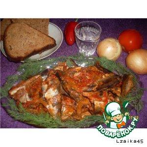 Рецепт: Рыба Красная