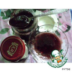 Рецепт: Виноградное желе