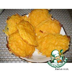 Рецепт: Оладушки кабачковые