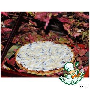 Рецепт: Пирог Женщина-осень