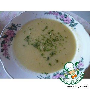 """Рецепт: Суп-пюре """"Сытный"""""""