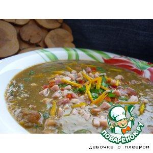 """Рецепт: Чечевичный суп """"В тридевятом царстве... """""""