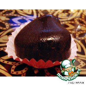Рецепт: Шоколадные конфеты