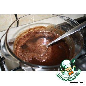 Рецепт: Шоколадная помадка