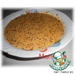 Рецепт: Турецкий суп Яйла чорба