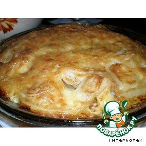 Рецепт: Картофельная запеканка с цветной капустой Помни лето!