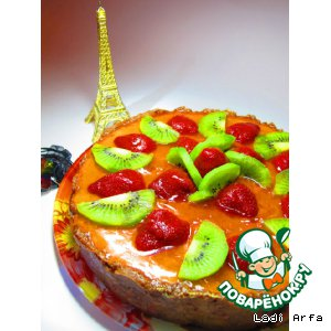 Французский торт Императрица