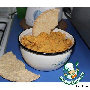 Рецепт: Хумус