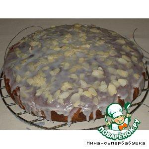 Рецепт: Пирог Кокосовая маковка