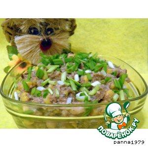 Рецепт: Салат 5 минут