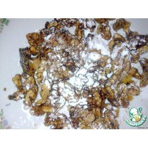 Рецепт: Орехи в меду