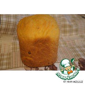 Рецепт: Хлеб тыквенный
