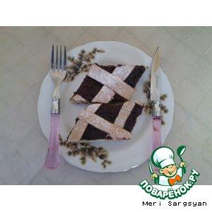 Пирог с джемом или повидлом