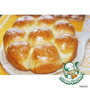 Рецепт: Хлеб Вкус моря