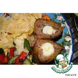 Рецепт: Яйца по-шотландски