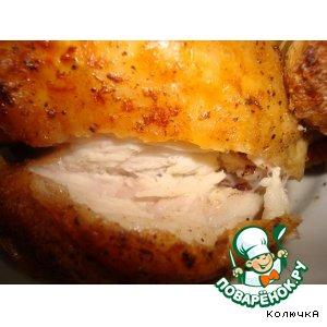 Рецепт: Пряная курица