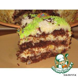 Рецепт: Торт «Катерина»