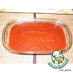 Рецепт: Мармелад из айвы