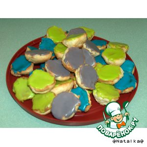 Рецепт: Печенье Мини-Американер