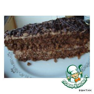 Торт Почти Грильяж