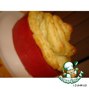 Рецепт: Запечeнное картофельное пюре