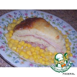 Рецепт: Картофельный пирог в итальянском стиле