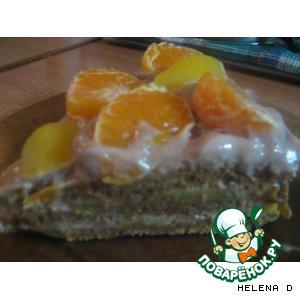 Рецепт: Персиковый Рай