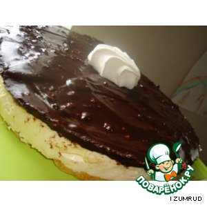 """Рецепт: Торт """"Птичкина радость"""""""