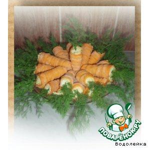 """Рецепт: Закуска """"Морковка"""""""