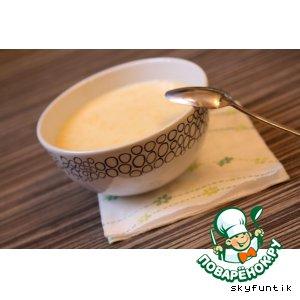 Рецепт: Молочная кукурузная каша в мультиварке