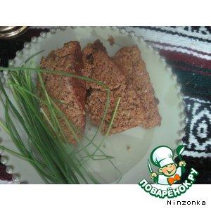 Рецепт: Митлоф (meatloaf)
