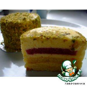 Рецепт: Пирожное Желание