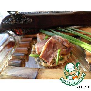 Рецепт: Ковбойский ланч