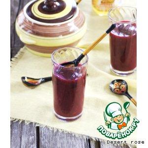 Рецепт: Кулага вишневая